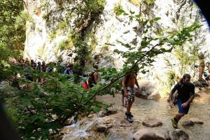 Malestar per la massificació als Empedrats, al Cadí-Moixeró