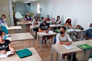 L'Agència de Desenvolupament forma futurs professionals sociosanitaris