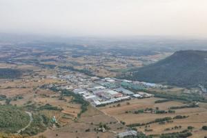 Berga licita les obres per modernitzar el polígon de La Valldan