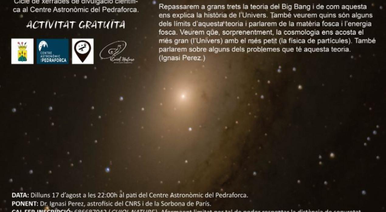 CIÈNCIA A LA FRESCA: la història de l'Univers