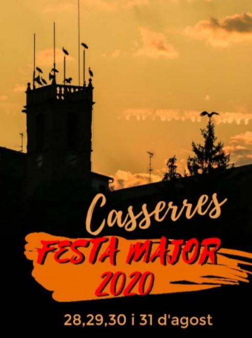 Festa Major de Casserres 2020 @ Casserres