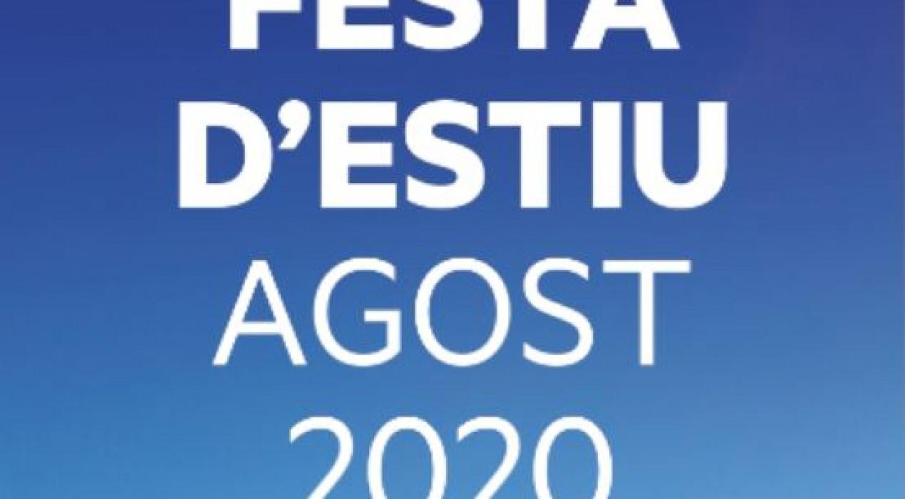 Festa d'estiu de VILADA 2020