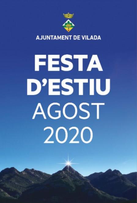 Festa d'estiu de VILADA 2020 @ VILADA