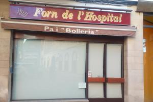 Tanca definitivament el Forn de l'Hospital, a la plaça Doctor Saló de Berga