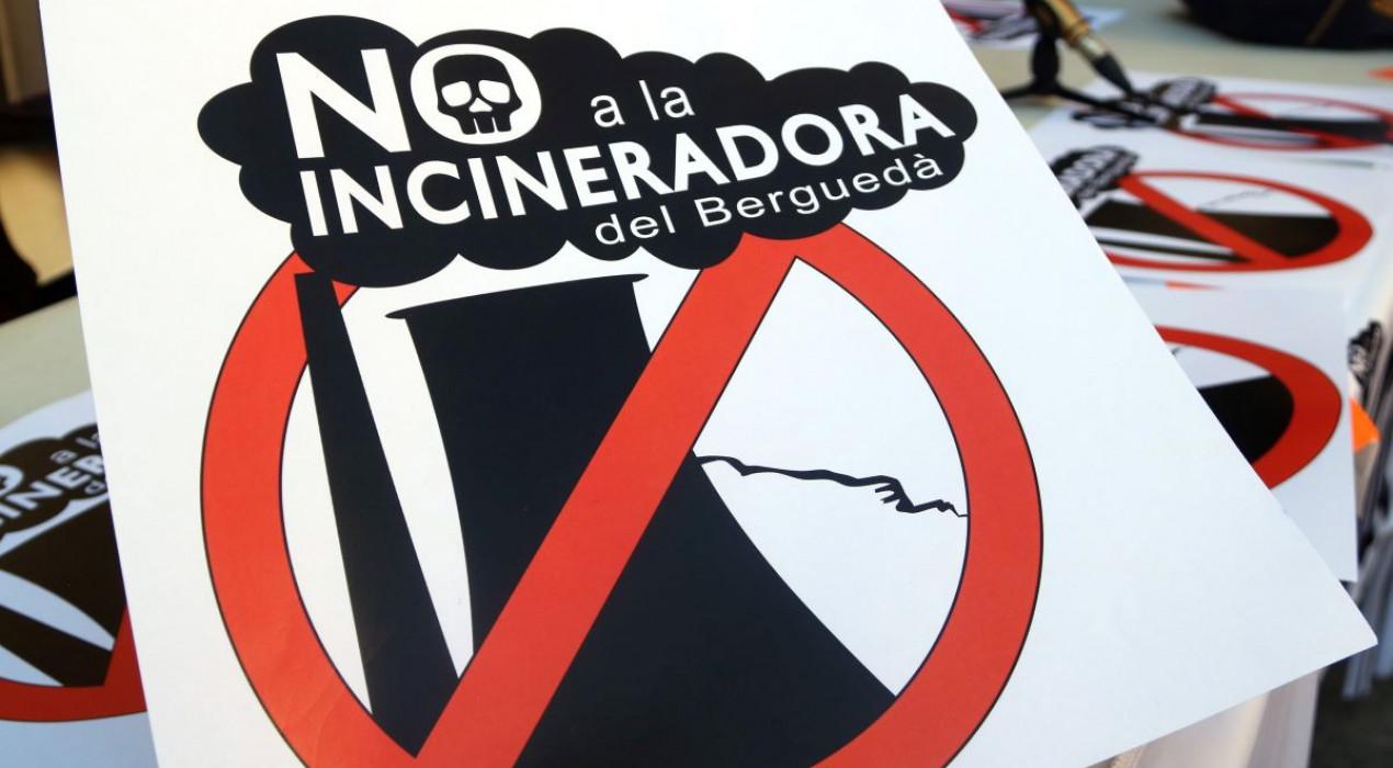 La PAIC vol que es faci efectiva la moratòria contra projectes d'incineració
