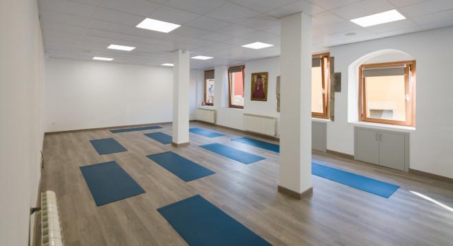 mandala gironella sala gran ioga