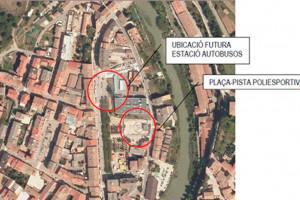 Llum verda per a la construcció de l'estació d'autobusos de Gironella