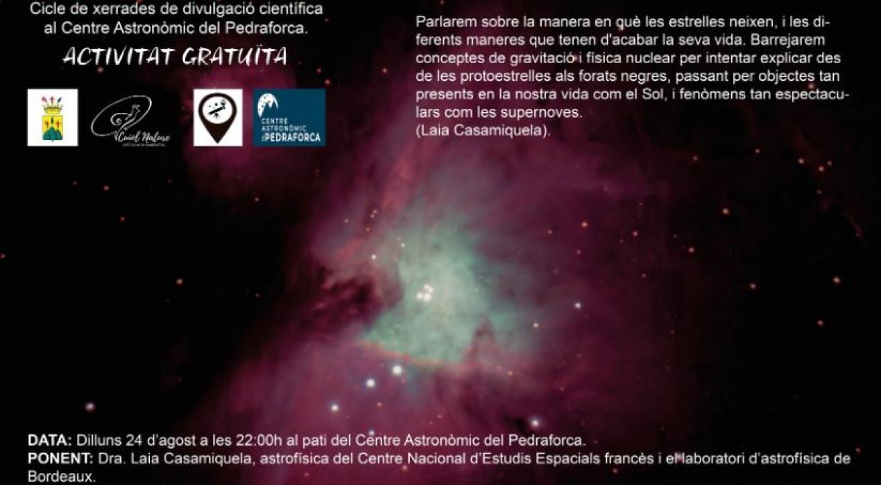 CIÈNCIA A LA FRESCA: vida i mort de les estrelles