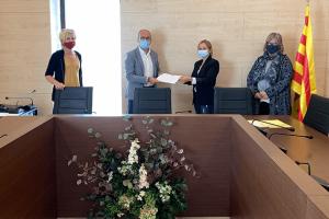 L'Ajuntament de Gironella cedeix un espai perquè el Taller Coloma pugui estendre's pel Berguedà