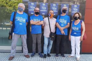 Les ANC del Berguedà acorden suspendre l'acte central de l'11 de Setembre amb el 80% dels vots