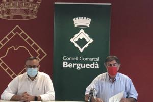 El govern del Consell Comarcal del Berguedà permet l'entrada de Pep Llamas
