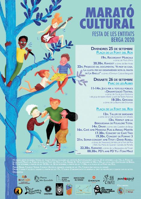 Marató Cultural @ Font del Ros (BERGA)