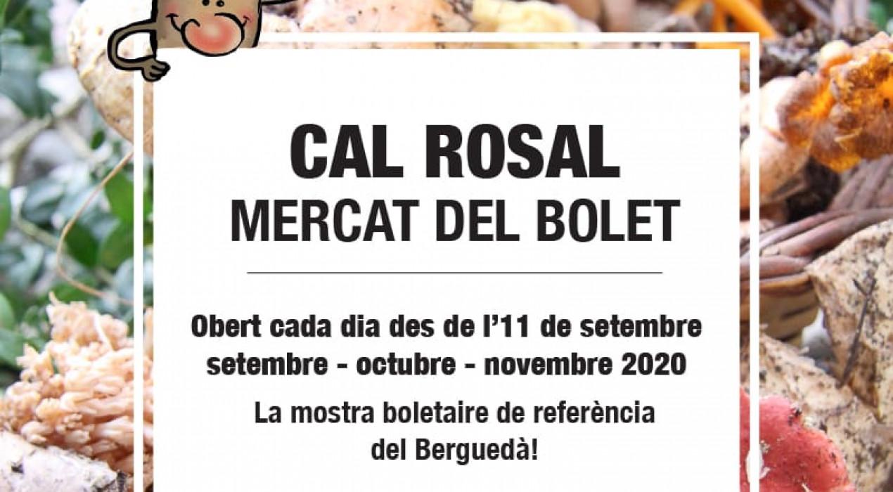 Mercat del Bolet de Cal Rosal 2020