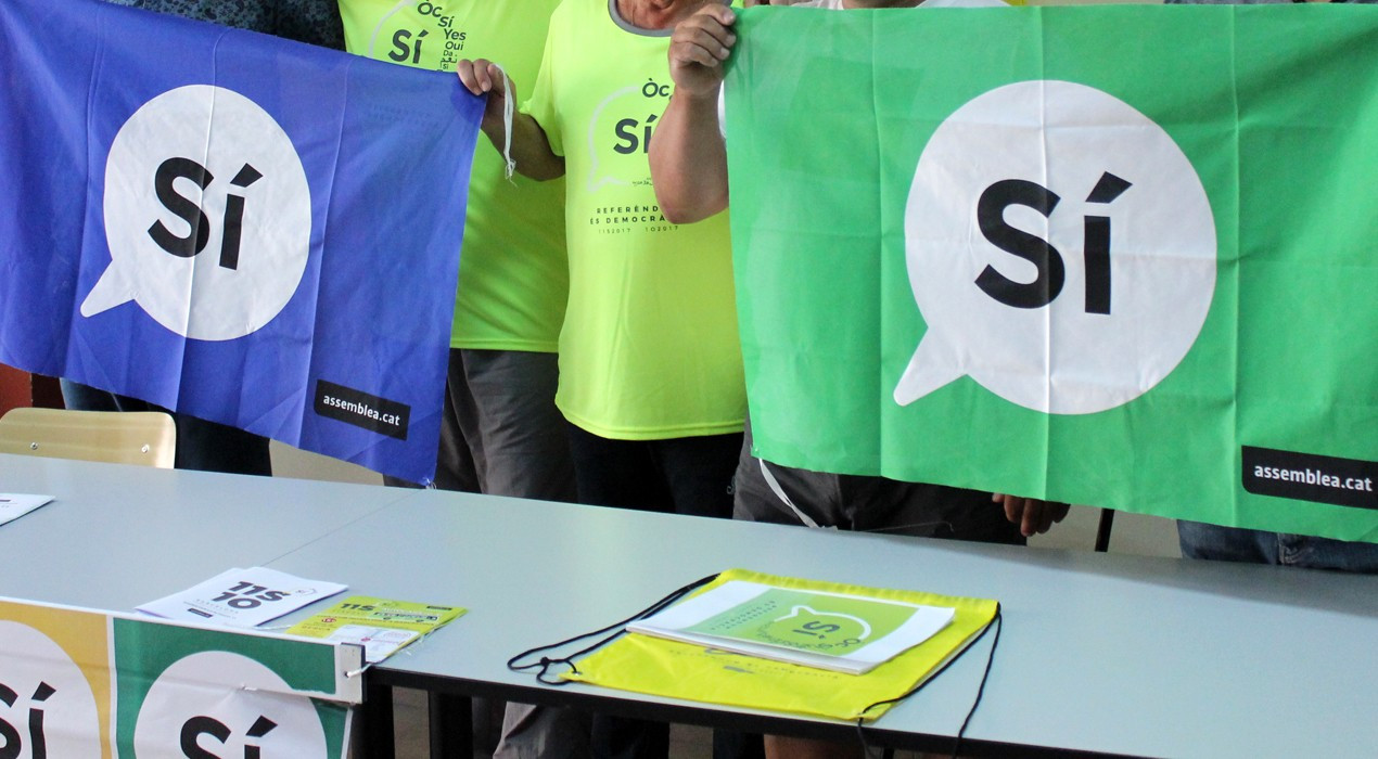 """L'ANC de Berga proposa suspendre l'acte de l'11 de setembre al Berguedà """"per responsabilitat amb la salut pública"""""""