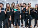 El saló de perruqueria de Berga Carol Bruguera aposta per la innovació i les tendències actuals