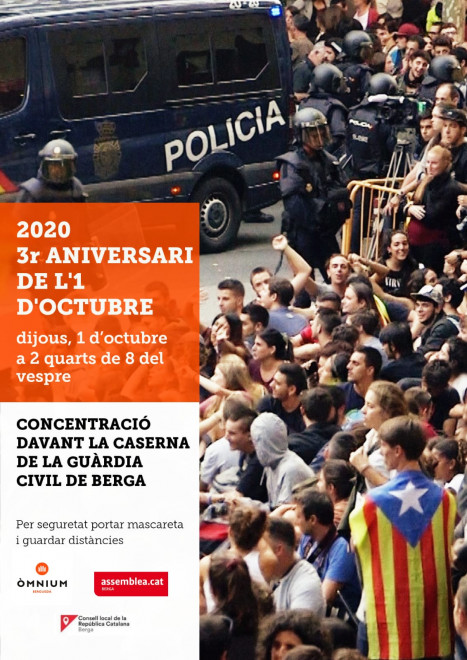 cartell 1 d'octubre 2020