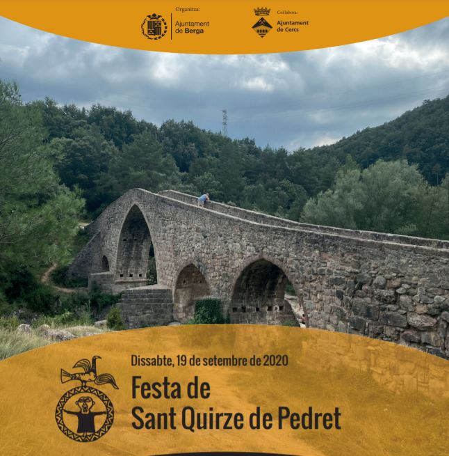 Festa de Sant Quirze de Pedret 2020 @ Església de Sant Quirze de Pedret