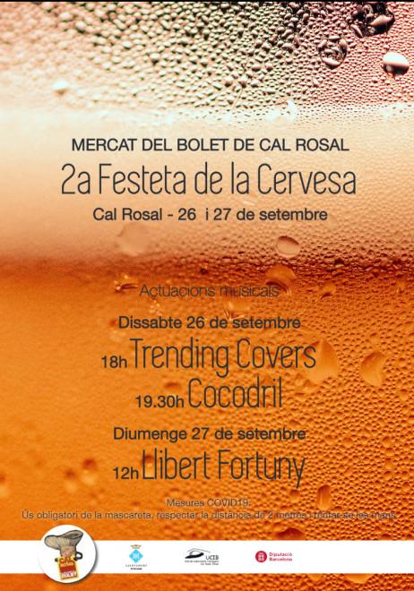 Festeta de la Cervesa Artesana 2020 @ Cal Rosal