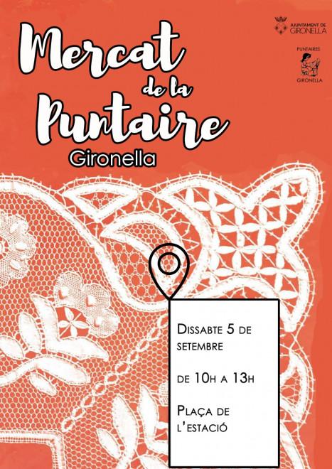 Mercat de la Puntaire @ Plaça de l'Estació (GIRONELLA)