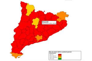 El Berguedà no detectava tants casos de coronavirus en una setmana des de finals d'abril