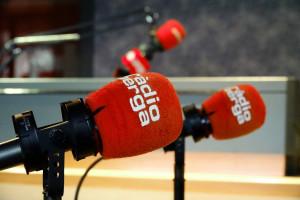 Així sonaven les primeres falques de Ràdio Berga, a la dècada dels 80