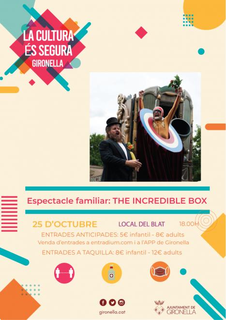 The Incredible Box @ Local El Blat (GRIONELLA)