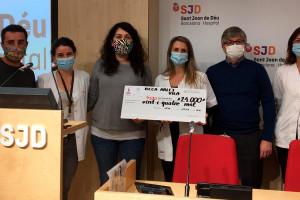 L'Hospital Sant Joan de Déu inicia una recerca sobre el neuroblastoma gràcies als diners de la campanya 'Tot és possible'