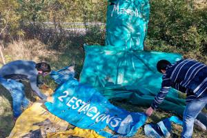 El Grup de Defensa de la Natura denuncia que l'estació d'esquí de la Masella abandona deixalles al Cadí Moixeró