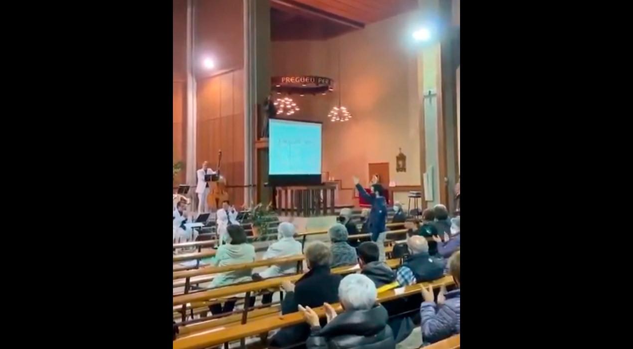 S'estrena 'Cinquanta i mig' de Lluís Gual, la sardana dels 50 anys de Berga Ciutat Pubilla de la Sardana
