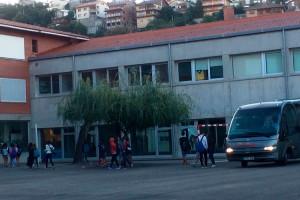 El coronavirus ja ha fet confinar més d'una desena de grups dels centres educatius del Berguedà