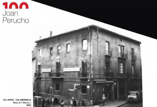 Visita guiada Any Perucho @ Convent de St. Francesc