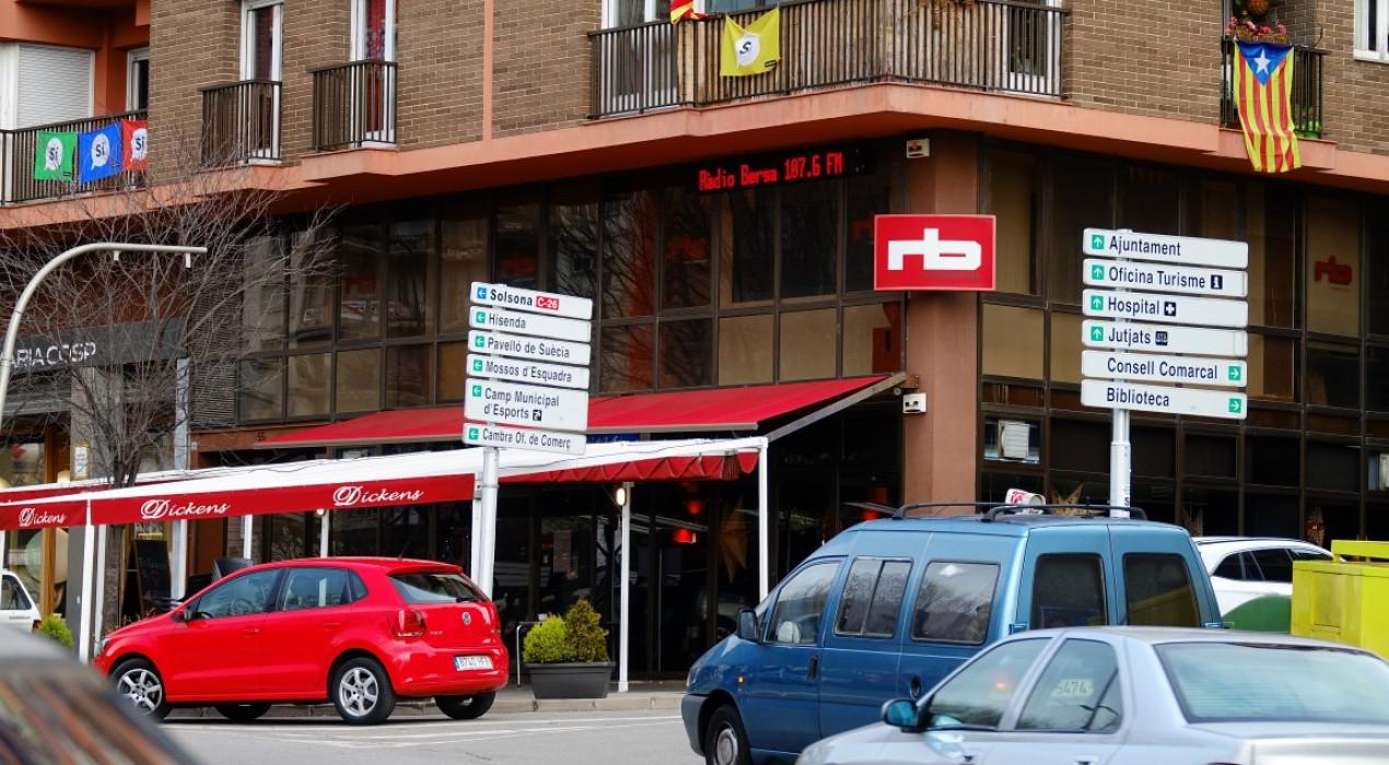 L'Ajuntament desmantella l'actual seu de Ràdio Berga amb la idea de traslladar-la a un espai municipal