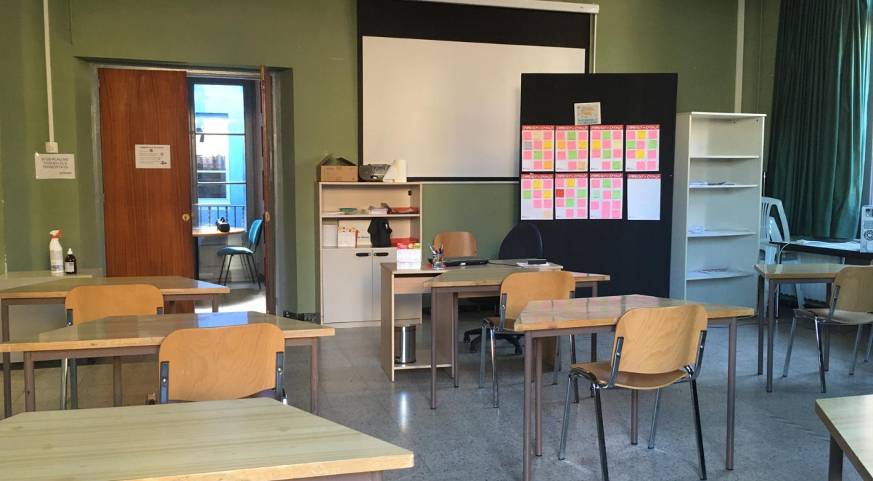 El Consorci per a la Normalització Lingüística canvia d'espai i s'instal·la al Casal Cívic de Berga