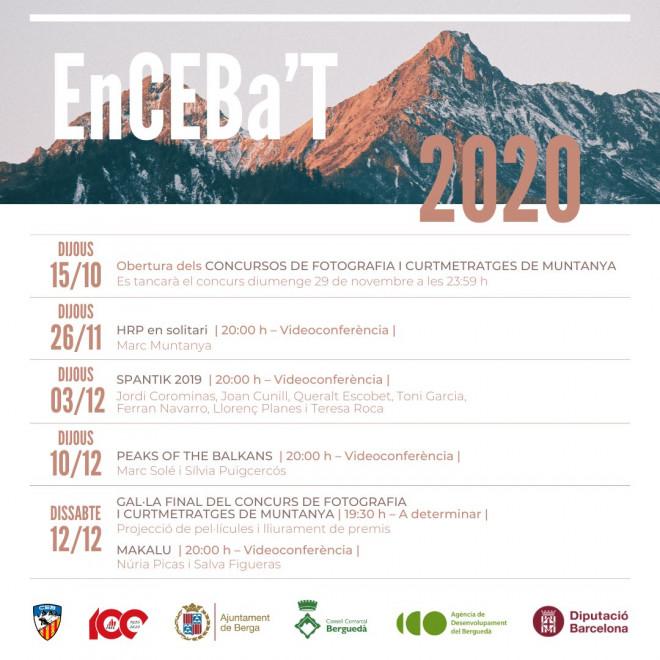 EnCEBa'T 2020 @ online