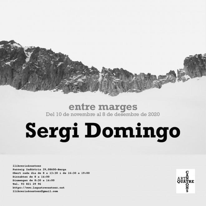 Exposició ENTRE MARGES @ Llibreria QuatreCantons (BERGA)