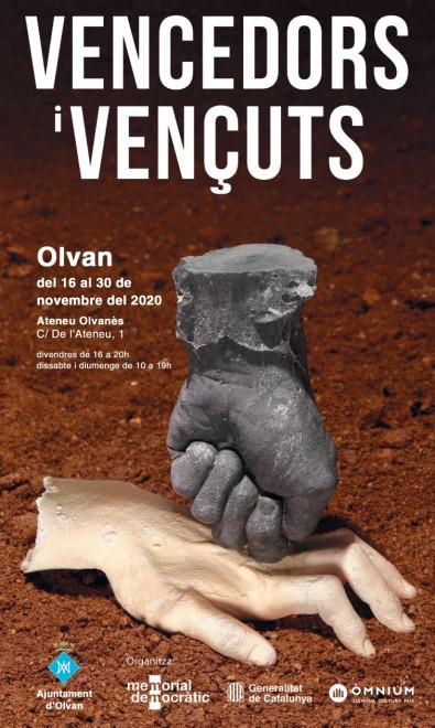 Exposició Vencedors i vençuts @ Ateneu olvanès (OLVAN)