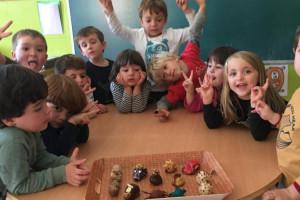 Fins a cinc famílies han matriculat els seus nens a les escoles de Borredà i Vilada aquest curs, després de deixar la ciutat