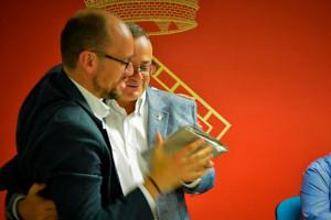 Cisma entre Josep Lara i David Font per la pugna Junts-PDeCAT
