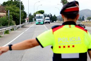 Condemnen a 4 anys de presó un veí de la Pobla de Lillet que va intentar atropellar dos mossos a Tarragona