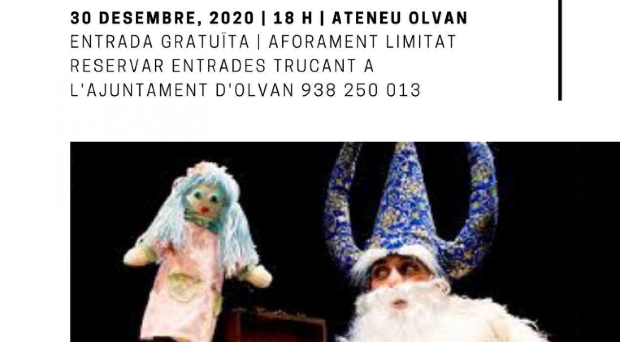 """OLVAN*ARTS: """"Contes de Nadal de les germanes Baldufa"""""""