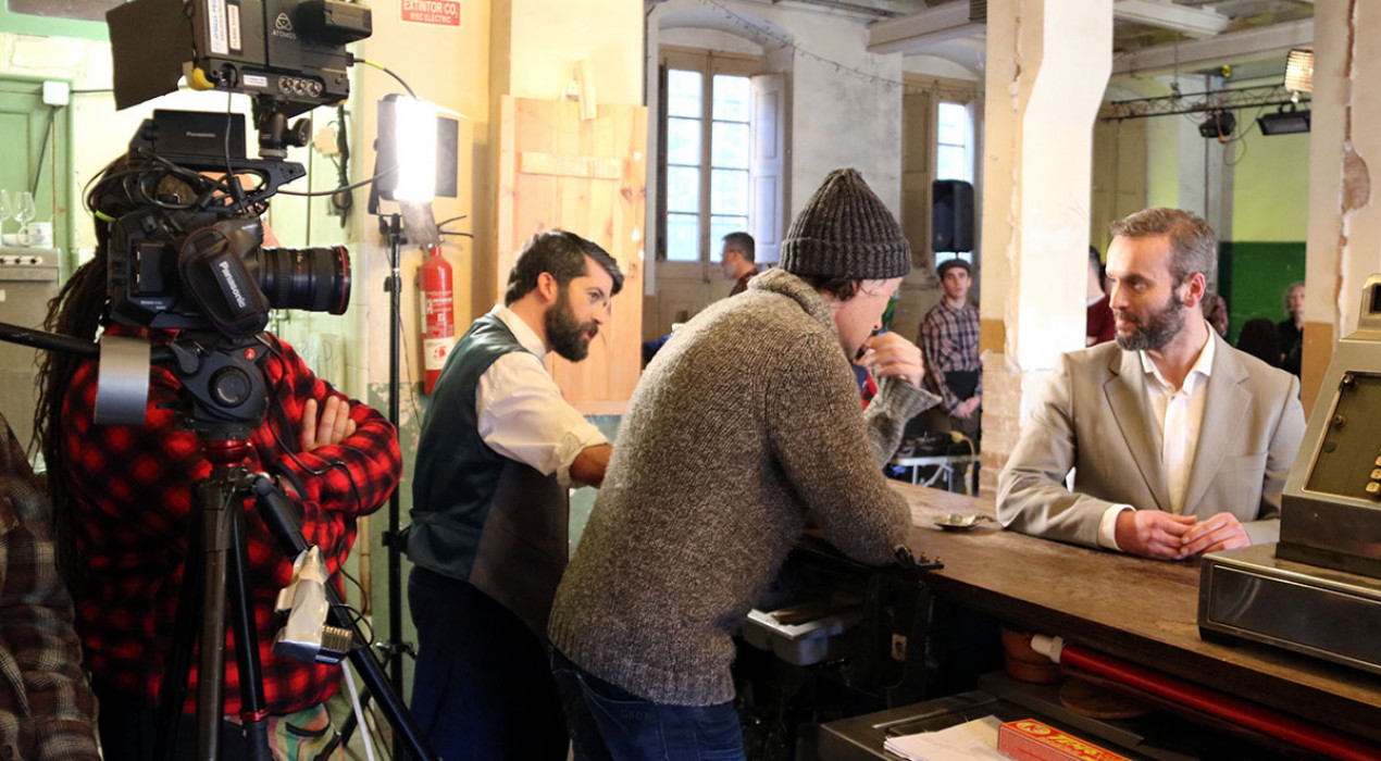 El film 'Terra de Telers', rodat al Berguedà, s'estrenarà a 25 sales de cinema i a Filmin l'11 de desembre