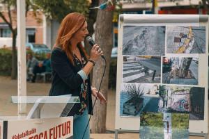 Ariadna Herrada serà consellera comarcal, un cop acceptada la renúncia de Jordi Sabata