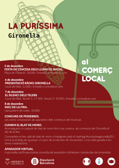 Presentació Ràdio Gironella @ Local del Blat (GIRONELLA)