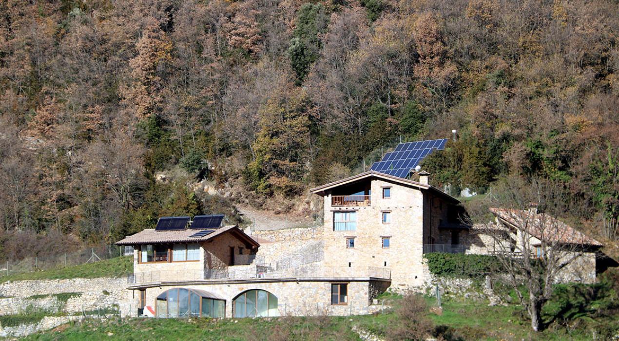 """El turisme rural del Berguedà preveu un desembre """"nefast"""" i assegura que només se salva Cap d'Any"""