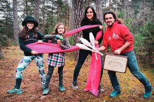 Una família de Berga, nominada als premis de circ més importants de Catalunya