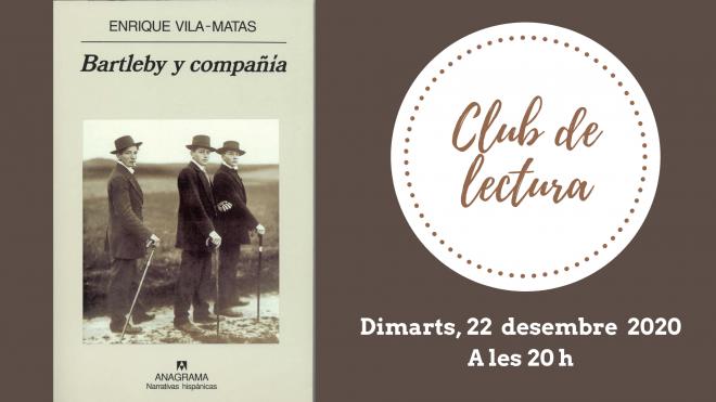 Club de lectura @ Biblioteca Ramon Vinyes i Cluet (BERGA)