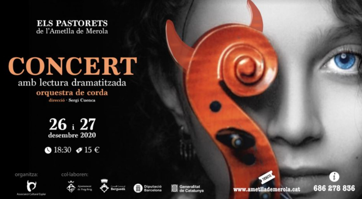Concert Pastorets de l'Ametlla de Merola