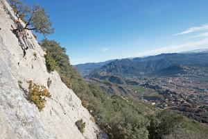 L'ecologisme celebra la regulació de l'escalada a Queralt, però defensa un encaix de la biodiversitat amb l'activitat esportiva