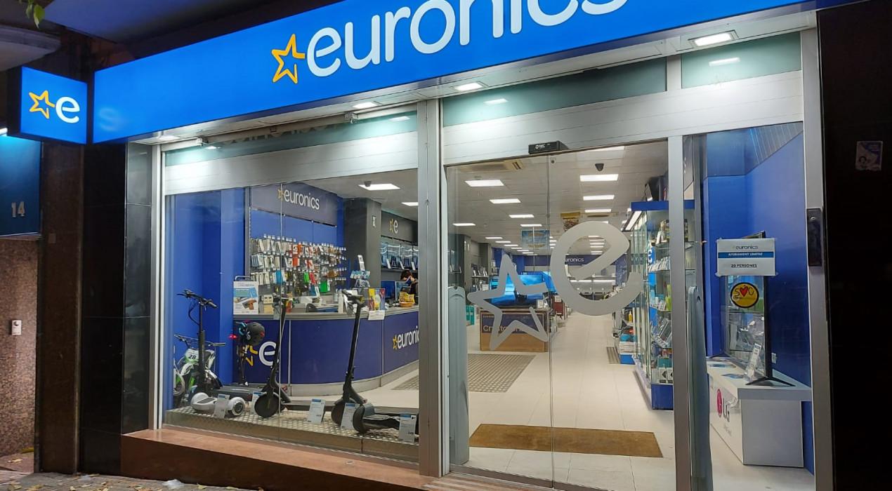 Euronics Berga, el millor lloc on comprar regals i electrodomèstics