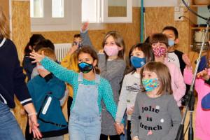 A la venda el videoclip de la cançó que els alumnes de l'Escola FEDAC de Gironella han fet per a la Marató de TV3
